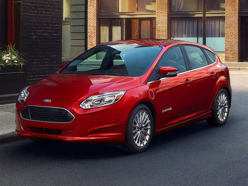 Research the 2016 Ford Focus Electric