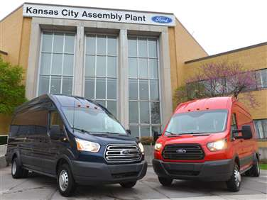 2015 Ford Transit-150