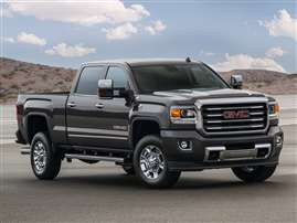 2015 GMC Sierra 2500HD Base 4x2 Regular Cab 8 ft. box 133.6 in. WB