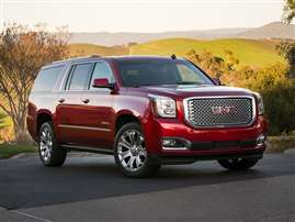 2015 Gmc Yukon Xl 1500 Exterior Paint Colors And Interior Trim Colors