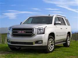 2015 Gmc Yukon Exterior Paint Colors And Interior Trim Colors