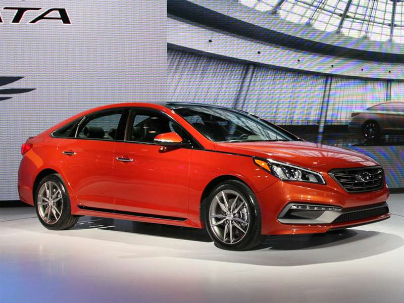 Research the 2015 Hyundai Sonata