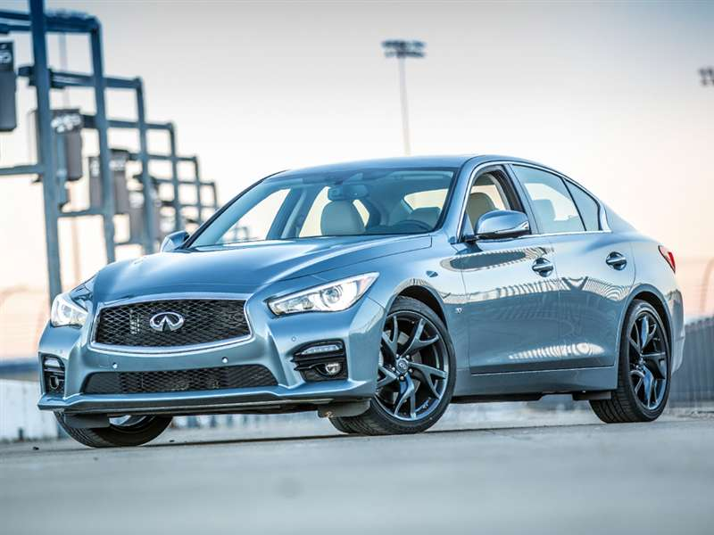 10 Sporty Sedans Worth A Test Drive