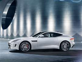 2015 Jaguar F-TYPE Base 2dr Rear-wheel Drive Coupe