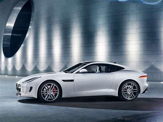 2015 Jaguar F-TYPE S Coupe