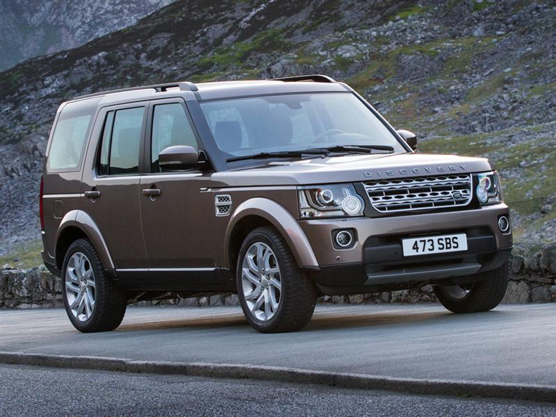 2015 Land Rover