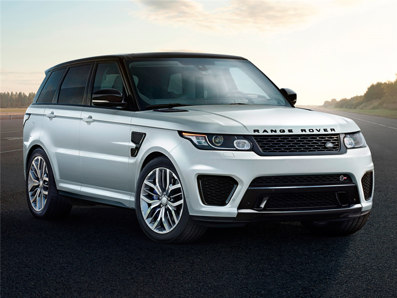 Top 10 Fastest SUVs for 2015