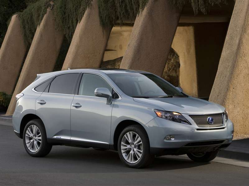Research the 2015 Lexus RX 450h