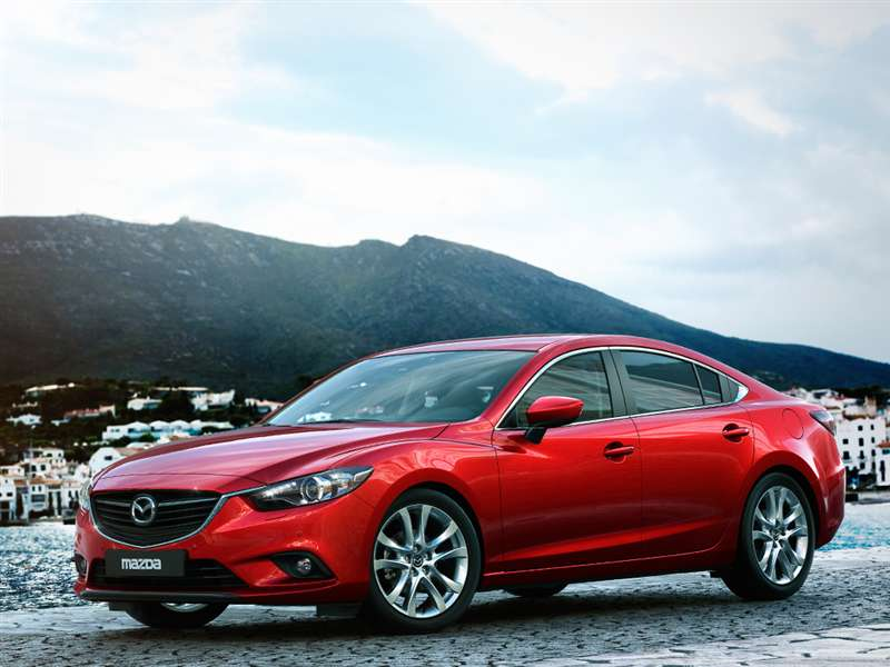 Research the 2015 Mazda Mazda6