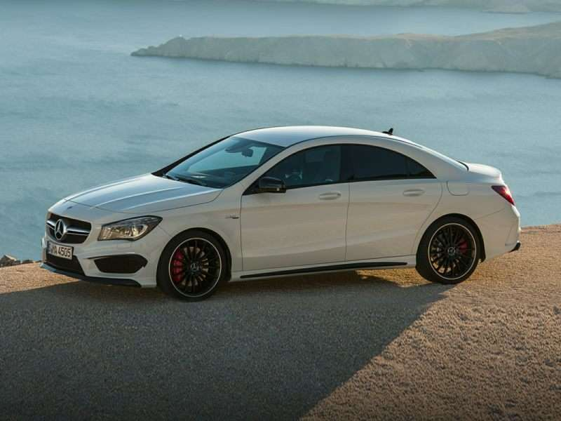 2015 Mercedes Benz Cla Class Pictures Including Interior
