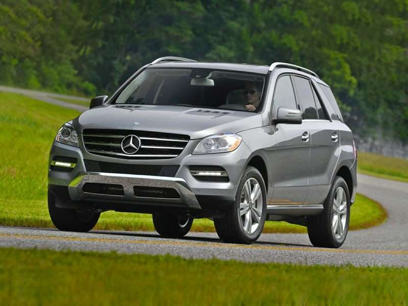 2015 mercedes benz m class for Expensive mercedes benz suv