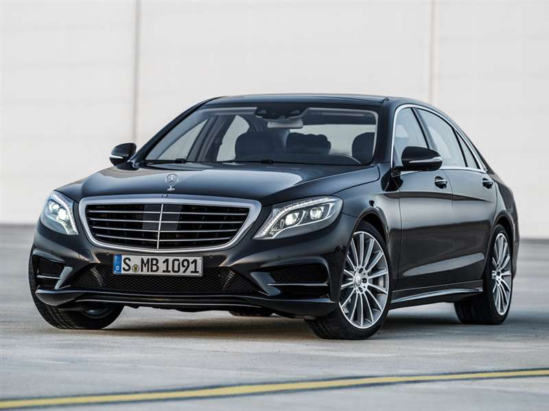 Research the 2016 Mercedes-Benz S-Class