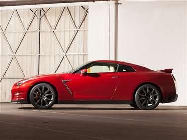 2015 Nissan GT-R Track Edition
