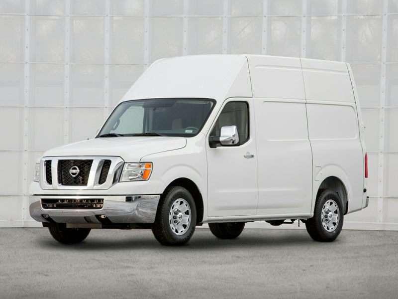 Nissan Nv3500 Mpg >> 2015 Nissan NV Cargo NV3500 HD Pictures including Interior ...