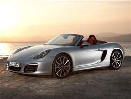 2015 Porsche Boxster Base 2dr Rear-wheel Drive Convertible
