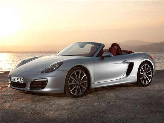 2015 Porsche Boxster Models Trims Information And