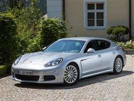 2015 Porsche Panamera e-Hybrid