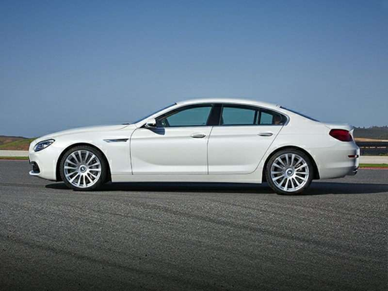 2016 Bmw 650 Gran Coupe Pictures Including Interior And