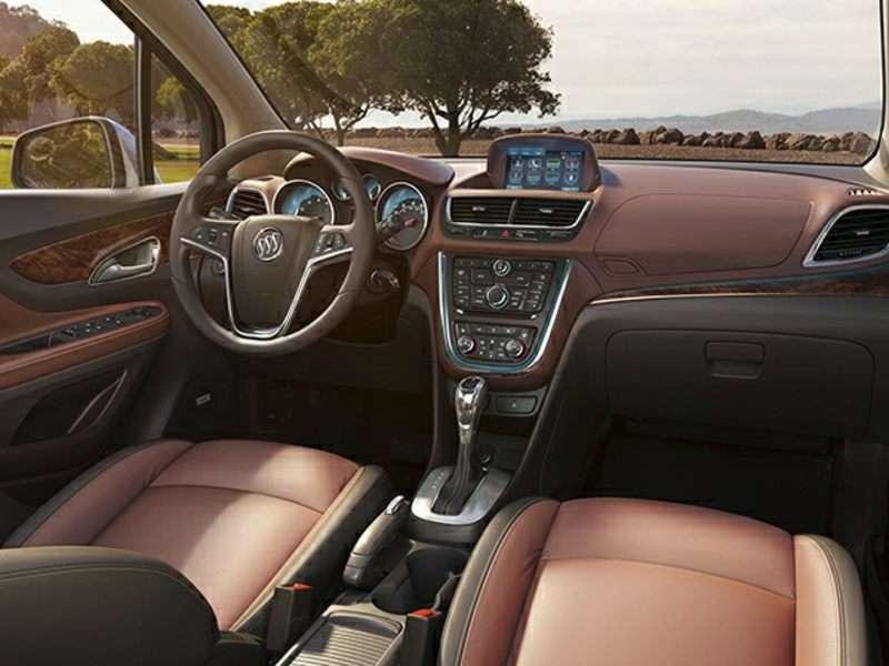 2016 Buick Encore Road Test Amp Review Autobytel Com