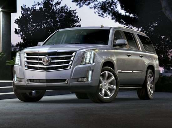 2016 cadillac escalade esv models trims information and details. Black Bedroom Furniture Sets. Home Design Ideas