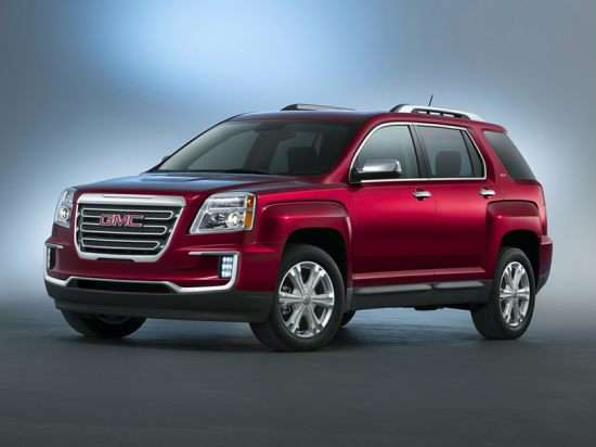 2016 gmc terrain models trims information and details. Black Bedroom Furniture Sets. Home Design Ideas