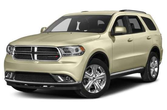 2017 dodge durango models trims information and details. Black Bedroom Furniture Sets. Home Design Ideas