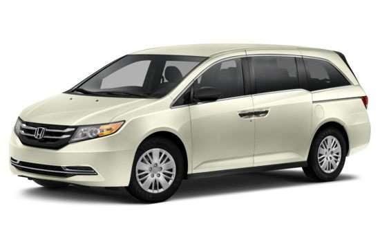 Shown honda msrp for Honda minivan lease