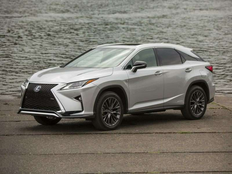 Used Lexus Rx 350 >> 2017 Lexus RX 450h Pictures including Interior and ...