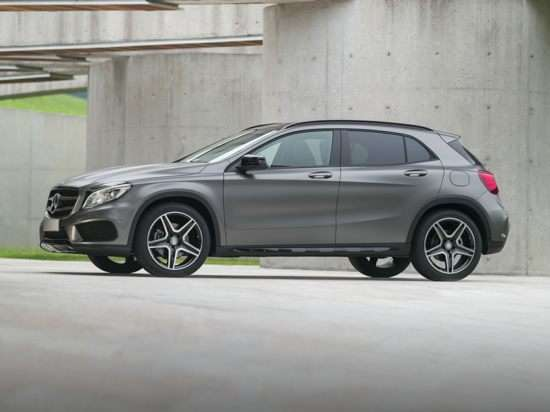 2017 mercedes benz gla class models trims information