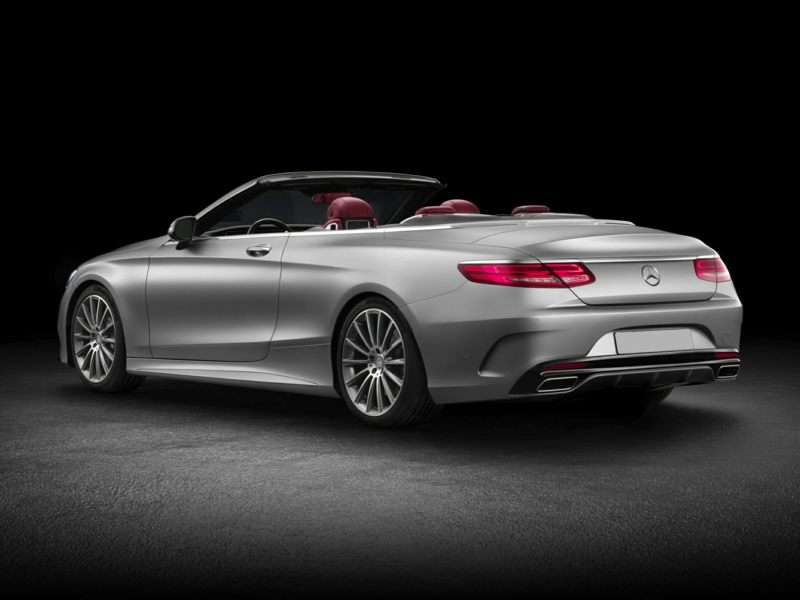 Top 10 least expensive convertibles affordable for Mercedes benz dealer locations