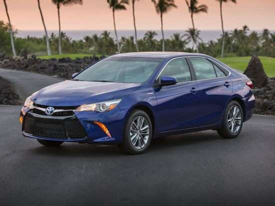 2017 toyota camry hybrid models trims information and details. Black Bedroom Furniture Sets. Home Design Ideas