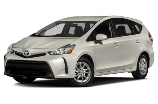 2017 toyota prius v models trims information and details. Black Bedroom Furniture Sets. Home Design Ideas