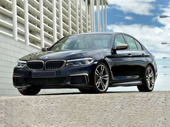 2018 Bmw M550 Models Trims Information And Details