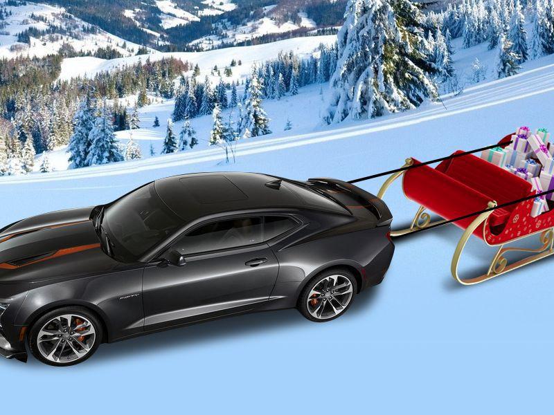10 best cars for santa claus. Black Bedroom Furniture Sets. Home Design Ideas
