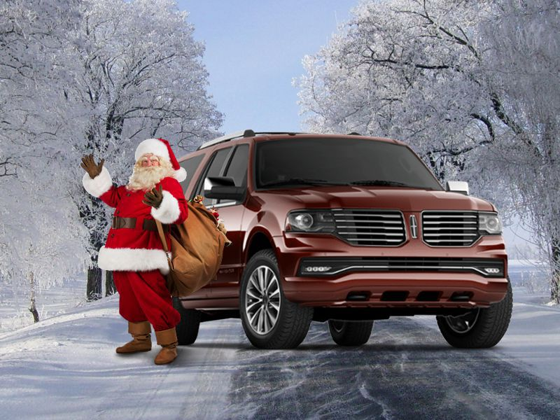 10 Best Cars for Santa Claus