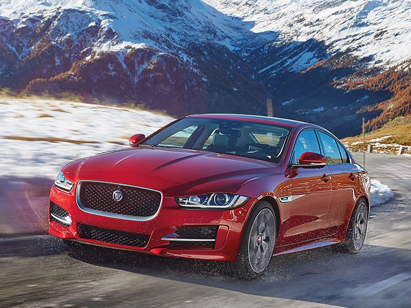 10 Best Winter Sedans