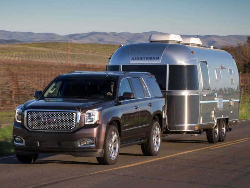 10 Best SUVs with a Tow Package