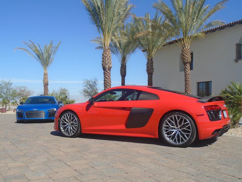 10 Things You Should Know About the 2017 Audi R8