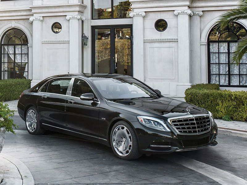 10 Top Rated Luxury Cars
