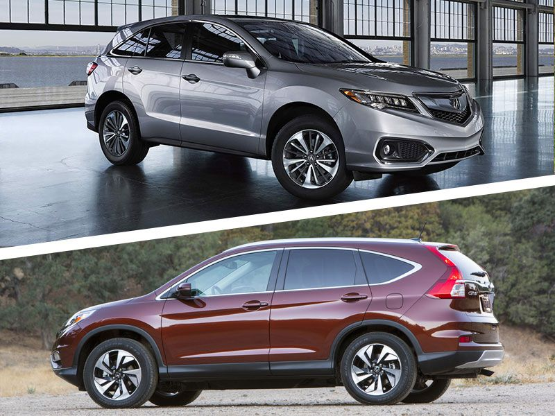 2017 acura rdx road test and review