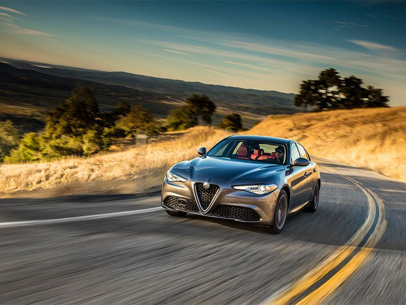 2017 Alfa Romeo Giulia Road Test and Review