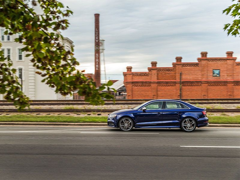 2017 Audi S3 Road Test and Review