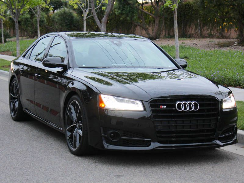 2017 Audi S8 4.0T Plus Road Test and Review