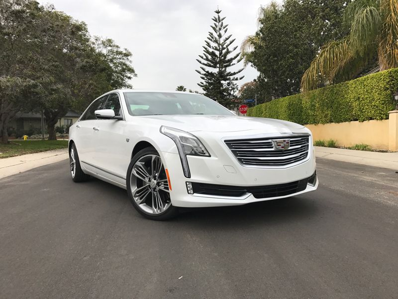 2017 Cadillac CT6 Road Test and Review