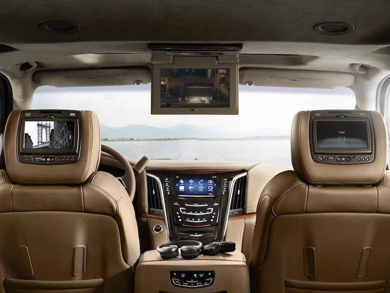 2012 Cadillac Escalade Platinum For Sale >> 2017 Cadillac Escalade vs 2017 Chevrolet Tahoe: Which is Best? | Autobytel.com