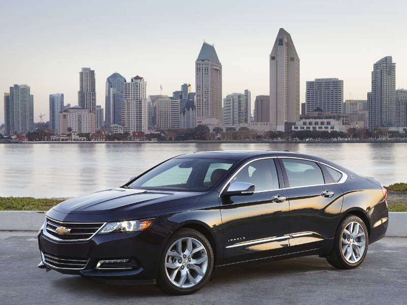 2017 Chevrolet Impala Road Test and Review
