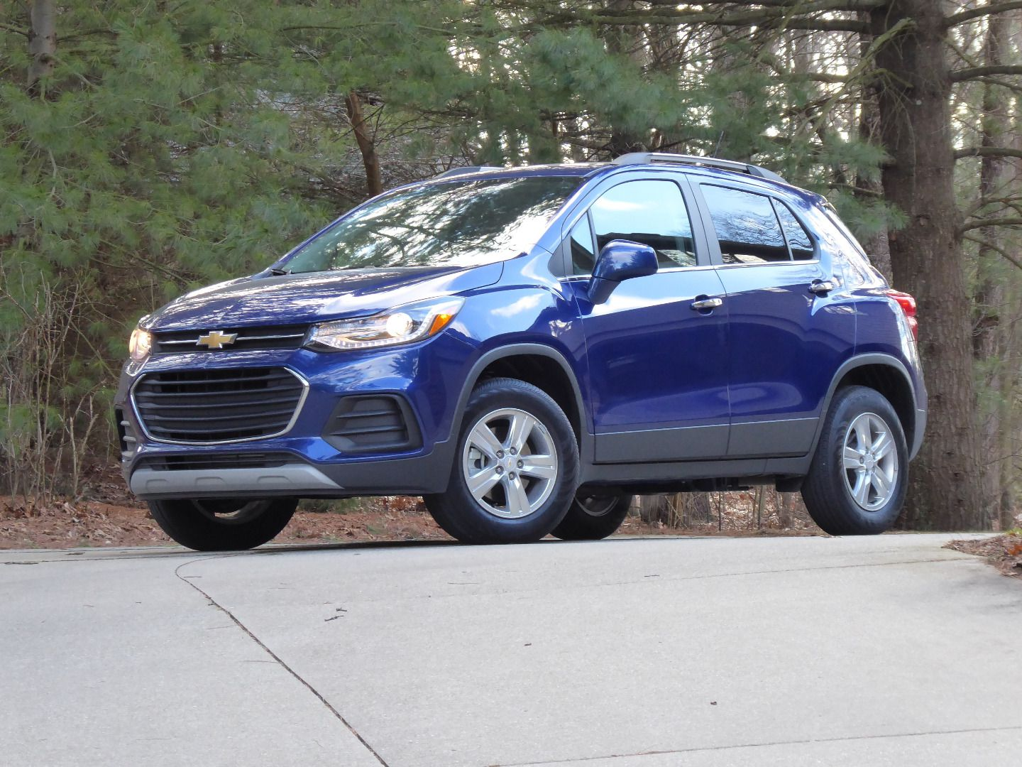 2017 Chevrolet Trax Road Test and Review