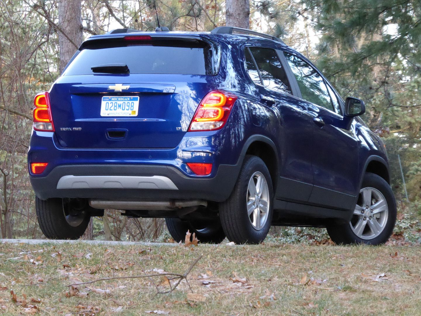 2017 chevrolet trax road test and review. Black Bedroom Furniture Sets. Home Design Ideas