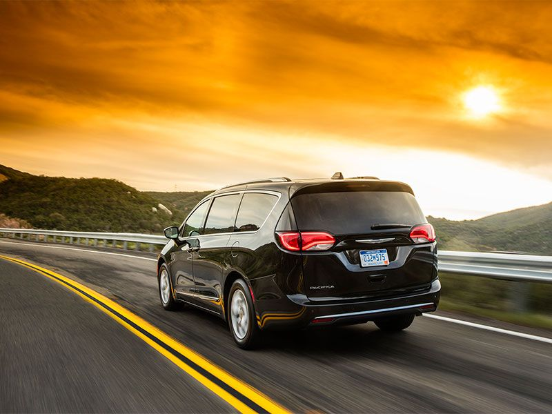 2017 chrysler pacifica road test and review. Cars Review. Best American Auto & Cars Review