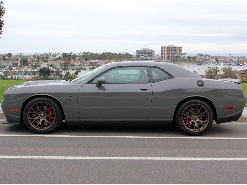 2017 Dodge Challenger SRT Hellcat Road Test and Review | Autobytel.com
